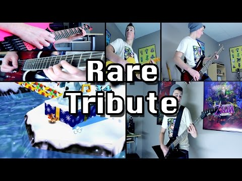 Rare Replay: A Rock Tribute to the History of Rare Ltd.