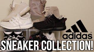 """Sneak Peek"" at QiasOmars Adidas Sneaker Collection"