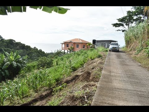 **SOLD** Land for Sale in Mt Moritz St Georges Grenada USD $3 00 Per sq ft