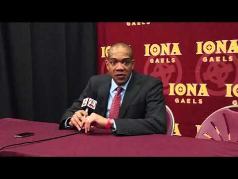 Fairfield Coach Sydney Johnson Comments Post Iona