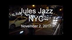 Jules Jazz NYC 110217