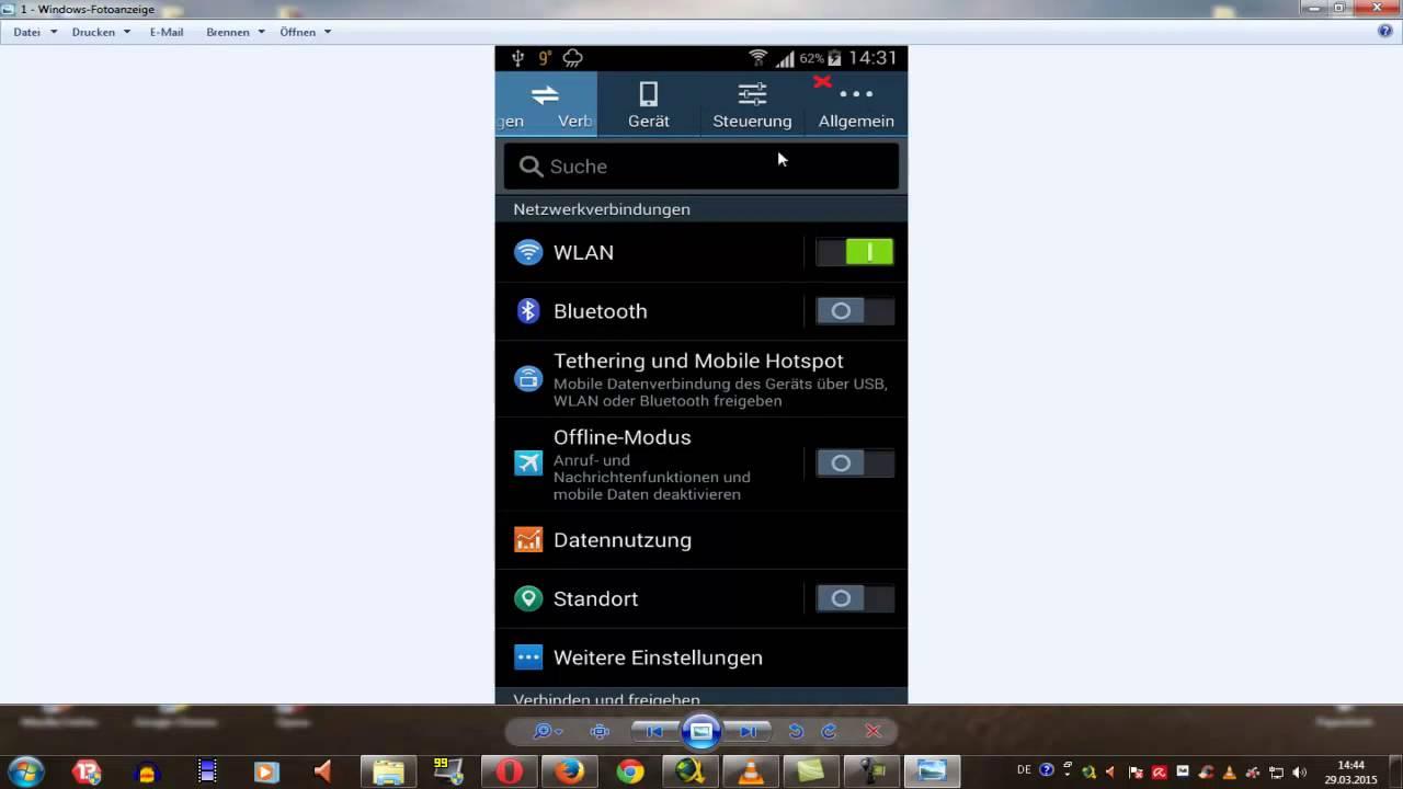 Samsung Note 3 Rooten