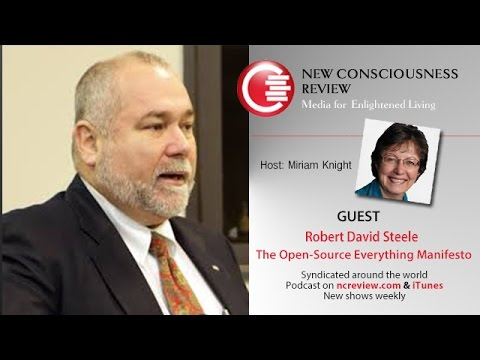 Open-Source Everything with Robert David Steele