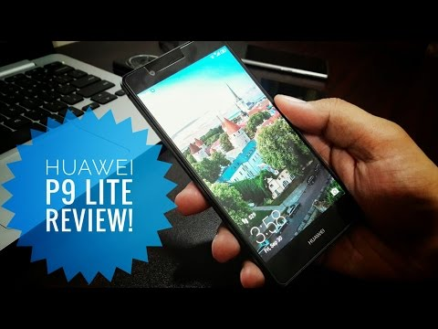 Huawei P9 Lite Review!