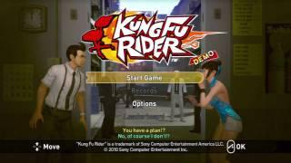 Kung Fu Rider Demo