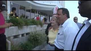 Governor Christie: I Will Run Through Anyone Who Tries To Get In Our Way