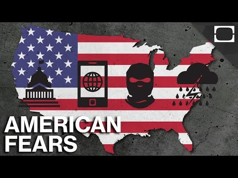 What Are America's Biggest Fears?