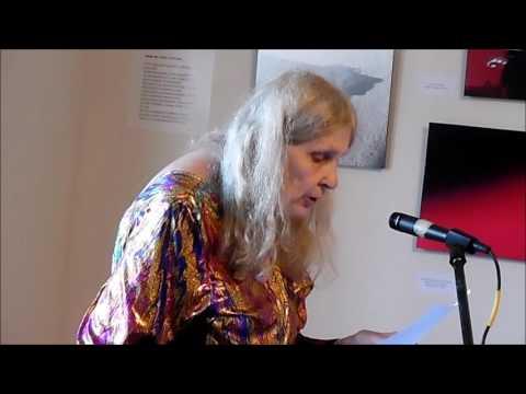 Carol Weston at the 2016 Boston Poetry Marathon