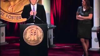 Will Graham - Onion News Network - 2008 Peabody Award Acceptance Speech