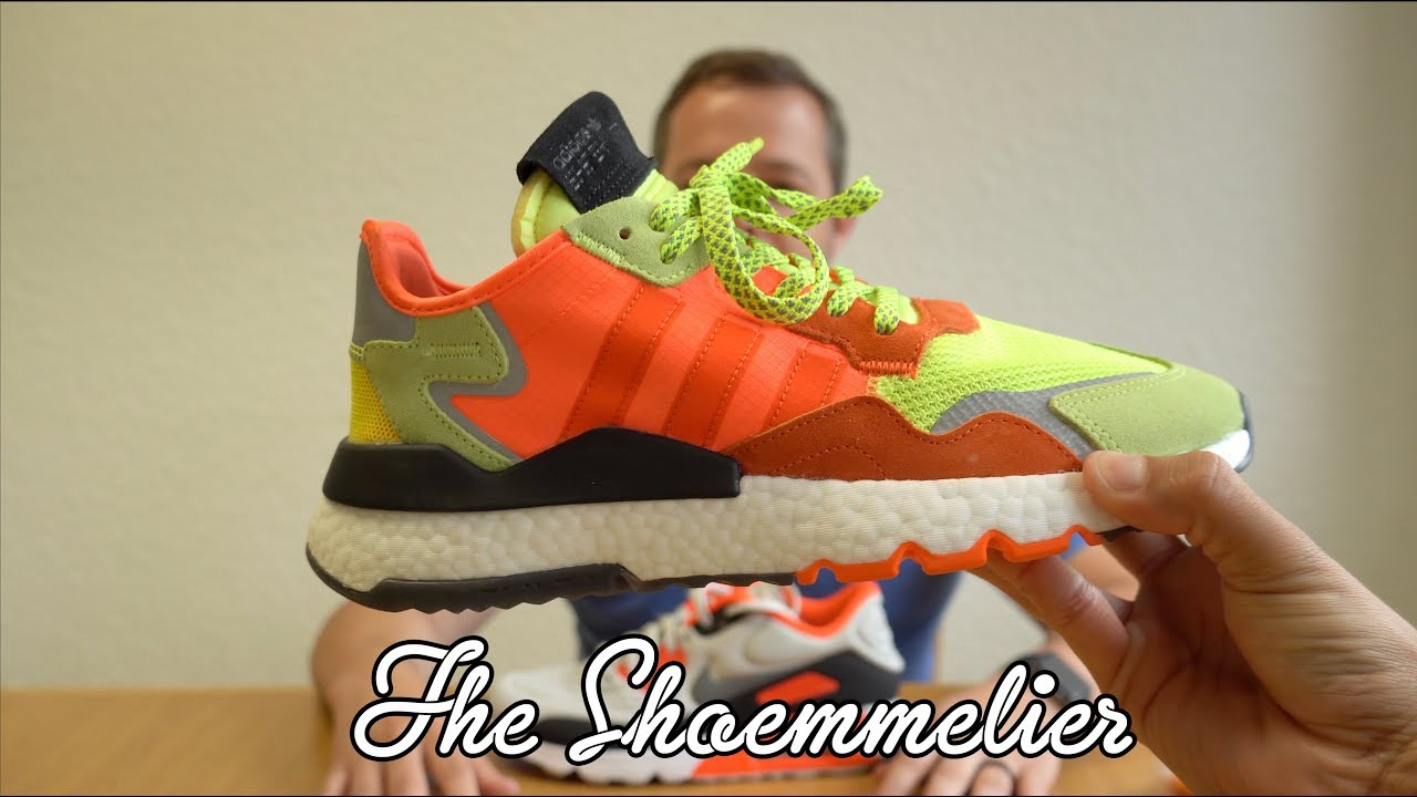WOMFT: Nite Jogger 'Road Safety' + ZX930 EQT 'Micropacer' +