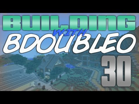 Minecraft Building with BdoubleO - Episode 30 - Death Fall