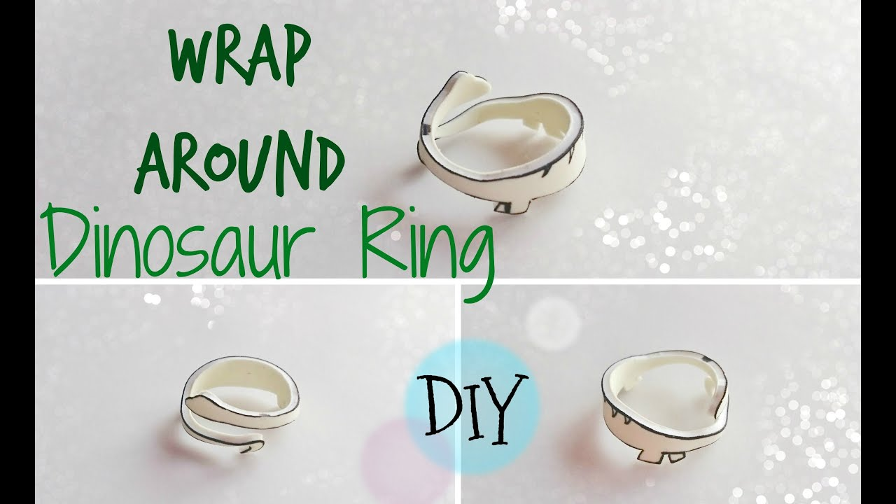dinosaur collections ring save rings animals