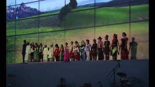 International Renewable Energy Agency (IRENA) Inauguration Abu Dhbai UAE SONG.wmv