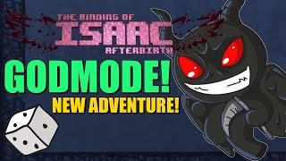 The Binding of Isaac GODMODE (MOD): HOLY S#*T NEW STUFF