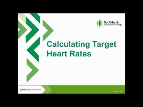 How you can Determine Your Target Heartbeat