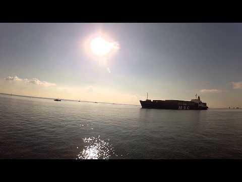 14.09.2013 Russia, Saint Petersburg - Kronstadt boat trip part 1