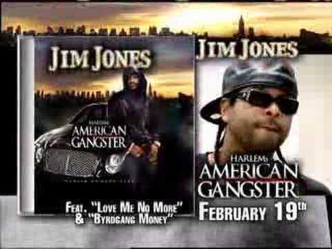 Jim Jones Harlem's American Gangster