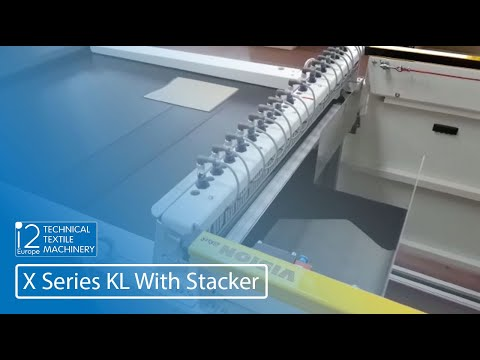 X series with stacker