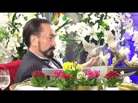 Adnan Oktar: Bebek katili Abdullah Öcalan için komisyon kurulması çok mantıksız