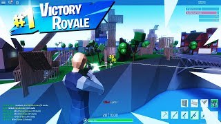 FINALLY A GOOD FORTNITE GAME ON ROBLOX! (Strucid)