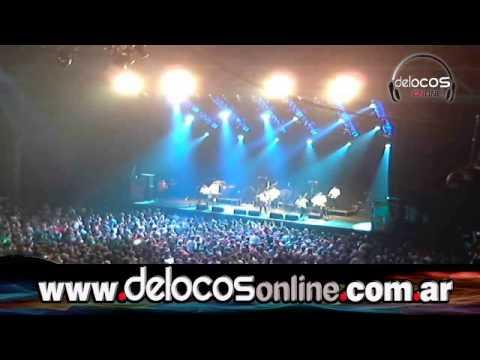 AGAPORNIS | SHOW COMPLETO PLAZA DE LA MUSICA 20-06-2014 #TransmisionDELOCOS