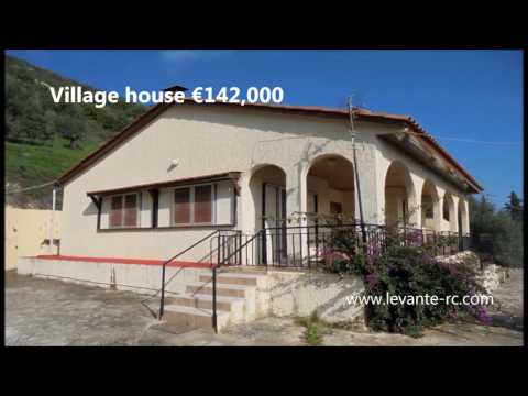 Two village houses for sale, Lithakia, Zakynthos, Greece