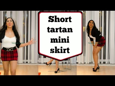 Red Plaid Skirt and Long White Socks ( indoor photoshoot ) from YouTube · Duration:  33 minutes 21 seconds