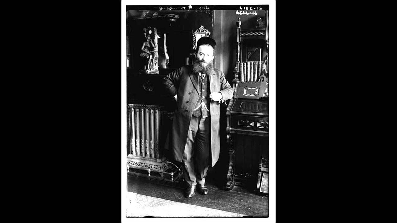 Cantor Yossele Rosenblatt Ribono Shel Olam Sefiras Haomer