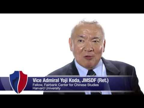 Vice Admiral Yoji Koda: China's Maritime Strategy in the First Island Chain