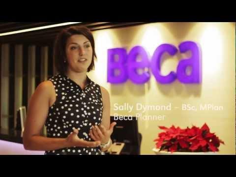 Engineering and Planning graduates at Beca