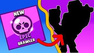 *NOWY* EPICKI BOHATER!  - BRAWL STAR