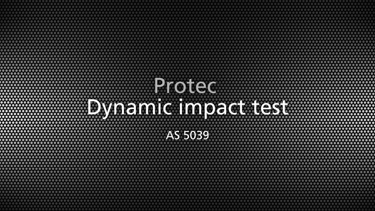 Prowler Proof Protec - Dynamic impact test AS 5039 & Prowler Proof Protec - Dynamic impact test AS 5039 - YouTube