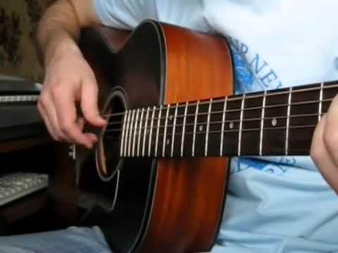 Laskovyj maj   YUra SHatunov   Belye rozy kaver pod gitaru 360