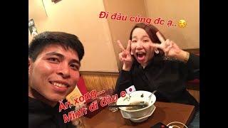 VLOG | Cuộc Sống Nhật Bản : Lần Đầu Hẹn Hò Gái Nhật Qua Mạng Xã Hội Line