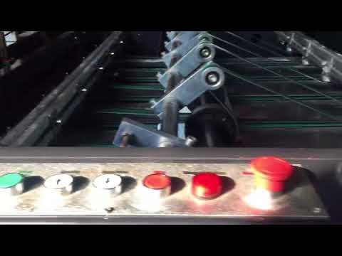 Heavy Duty Book Cutting Machine QS-1020 Sold To Azerbaijan