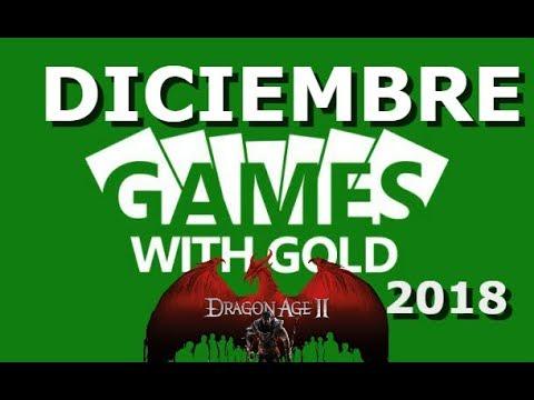 Games With Gold Diciembre 2018 Juegos Gratis Youtube