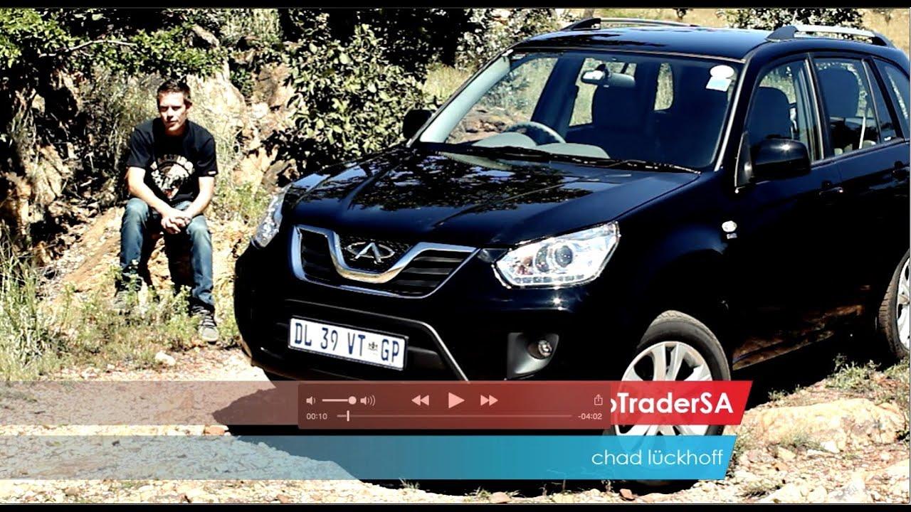Chery Tiggo 1 6 Vvt Car Review Youtube
