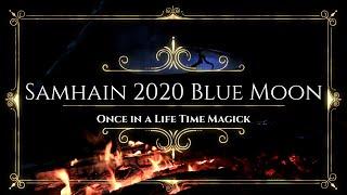 Samhain 2020 Blue Moon