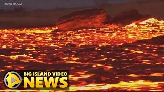 Hawaii Volcano Eruption Update - Tuesday Morning (June 19, 2018)