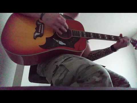 Brantley Gilbert - Picture On The Dashboard (COVER)