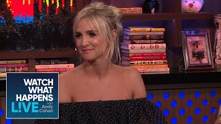 Ashlee Simpson Reflects On The SNL Incident | WWHL