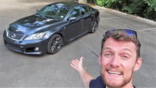I Sold My BMW M3 and Bought a Lexus ISF For Under $20k