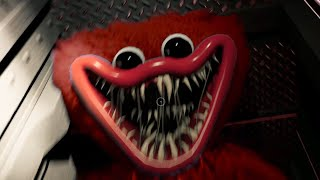 POPPY PLAYTIME VENT JUMPSCARE RED