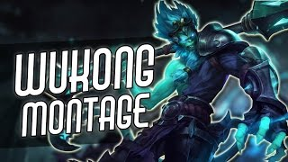 Wukong Montage | Best Wukong Plays Compilation | League of Legends | 2017