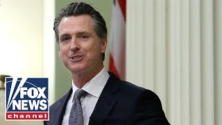 California Gov. Newsom pulls plug on high-speed train project