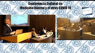 Conferencia Cultural De Medicina Interna Y El Virus Covid 19