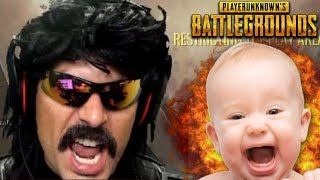DrDisRespect Destroys Stream Snipers in PUBG and Funny Roast on Summit1g!