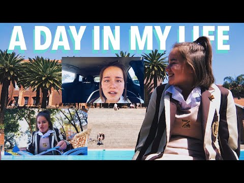 A DAY IN THE LIFE OF A SOUTH AFRICAN TEENAGER