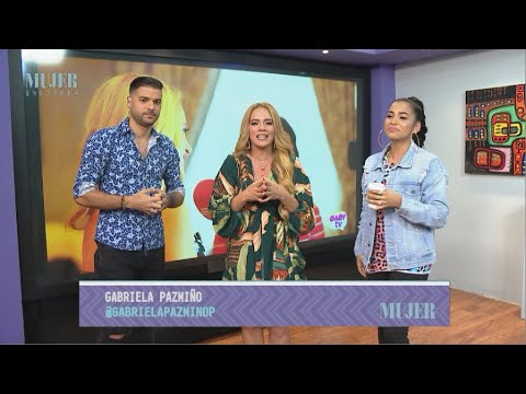 Download Invitada especial: Gabriela Pazmiño, presentadora profesional de tv