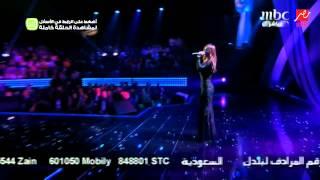 "#MBCTheVoice - ""الحلقات المباشرة - ريم مهرات ""الأسامي"